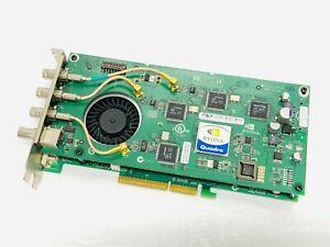 PNY nVidia QUADRO FX4000 SDI VCQFX4000SDI 256MB GDDR3 Video Graphics Card