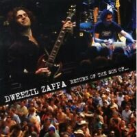 "DWEEZIL ZAPPA ""RETURN OF THE SON OF..."" 2 CD NEW"