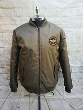 ℬ Breitling Men's Jacket Embroidered Pilot Flight Bomber Jacket Swiss Confederat