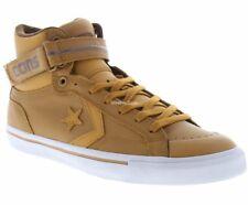 Converse Mens 11 Pro Blaz Plus Mid Antiqued Chocolate Retro Leather Shoe 149747C
