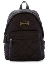 Marc Jacobs Quilted Nylon Backpack, Black. New.