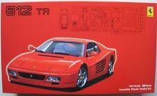 Ferrari 512 TR  Bausatz  FUJIMI  Maßstab 1:24  OVP  NEU