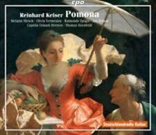 Keiser: Pomona, New Music