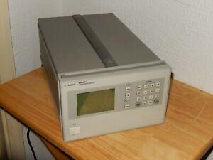 AGILENT 86060C LIGHTWAVE SWITCH OPT 001  012  051  109  MINT CONDITION