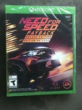 🏎Brand New!! Need for Speed Payback: Deluxe Edition (Xbox One, 2017) Sealed!!🏎
