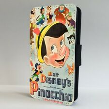Pinocchio Disney Original Movie Poster FLIP PHONE CASE COVER for IPHONE SAMSUNG