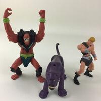 McDonalds Happy Toys 2003 He-Man Masters of the Universe Battle Cat  Beast Man