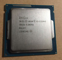 INTEL XEON E3-1230 V3 3.3GHZ SR153 Quad-Core-CPU PROCESSOR 8M Cache LGA-1150