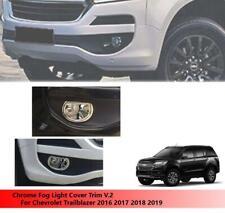 New GM1038106 GM1039106 Fog Light Trim Set for Chevrolet Trailblazer 2006-2009