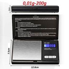 Balanza de precision, Bascula digital, 0,01 - 200gr. Balance Scale