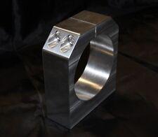 Eurohalsaufnahme 80 mm Spindelaufnahme Frässpindel Eurohals