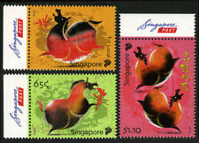 Singapore 1649-1651, MNH. New Year. Year of the Horse, 2014