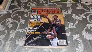 1998 Kobe Bryant Los Angeles Lakers Tuff Stuff Magazine Sealed