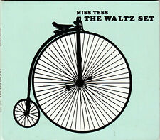 MISS TESS The WALTZ SET a CD of FEMALE VOCALIST Vtg BLUES Alt COUNTRY Jazz ROOTS