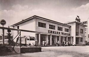 Ansichtskarte Berlin Eduard Winter Getränkefabrik 1960 post. nicht gelaufen #
