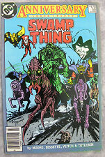 Swamp Thing #50 NEWSSTAND Variant KEY 1st FULL Justice League Dark Movie Coming!