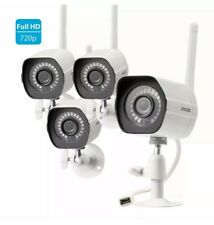 Zmodo HD 720P Home Surveillance Outdoor Wireless Security Camera System Kit