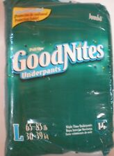 Vintage Diapers youth teen goodnites Diapers