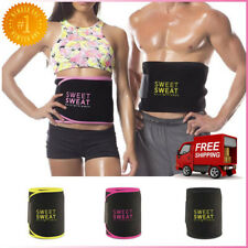 SALE! Sweet Sweat Premium Waist Trimmer For Men and Women NEW and Free Shipping