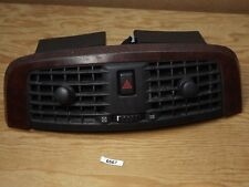 03-07 Cadillac CTS Dash Woodgrain Center Vent with Hazard Switch 04-06 SRX