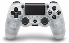 Sony PlayStation 4: DualShock 4 Wireless Controller - Exclusive CRYSTAL [PS4]