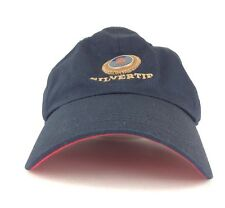 SILVERTIP Golf Resort Canada Baseball Cap Hat Adj Adult Size Cotton Dark Blue