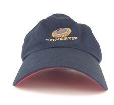 SILVERTIP Golf Resort Canada Baseball Cap Hat Adj Adult Size Cotton Dark Blue