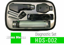 Diagnostic Ophthalmic Set Hans Heiss HDS-002 With Case NEW
