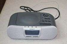 Sony Dream Machine ICF-CD830 Alarm Clock Radio CD Player Tested