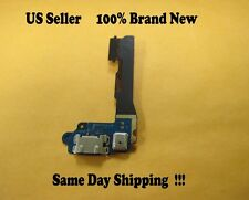 HTC ONE Mini M4 601e 51H10223-01M USB Charging Port Dock Connector Flex Cable