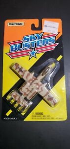 1994 TYCO MATCHBOX SKYBUSTERS USAF * MOC * - RARE