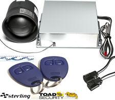 Toads,Sterling One Thatcham Cat 1 Car Van Alarm Immobiliser COBALT BLUE edition
