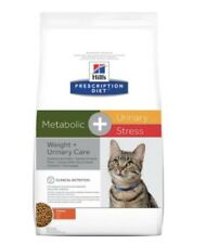 HILL'S PRESCRIPTION Diet Cat Metabolic+Urinary Stress  Dry 1.5kg