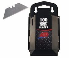 ATD 100 pack of Utility Blades, Razor Knife Blades, Type 92,  Made In USA #8813