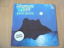 """Midnight Blue - A Project With Louise Tucker - 7"""" Single - Versao Original"""
