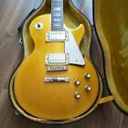 GRECO GOLD TOP EG800 Les Paul Japan Vintage Guitar with Hard Case Made in 1978