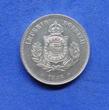 LB) Brazil Brasil -  50 Reis 1886 KM#482  NICE COIN