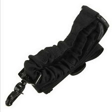 Tactical Single Point Adjustable Hunting Sling System Strap With Buckle WU