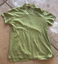 Etro Green Cotton T Shirt Size Large