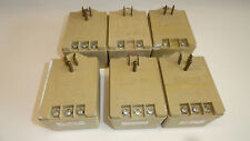New listing Dd13: Lot of 6 Basler Electric Bell6245Caa Adapter