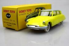 Dinky Toys1:43 Citroen  alliagemodels Classic Vintage Car sedan 24C DS19