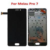 Para Meizu Pro 7 TFT Pantalla LCD Táctil Screen Digitizador Asamblea con Frame