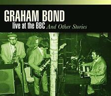 Graham Bond - Live At The BBC And Other Stories (NEW 4CD)