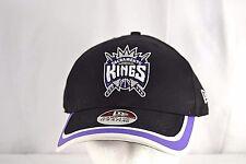 Sacramento Kings Black/Purple/White Baseball Cap Adjustable