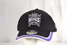 f5a2d23ce06eb Sacramento Kings Black Purple White Baseball Cap Adjustable