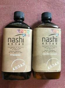 Nashi Argan shampoo 500 ml conditioner 500