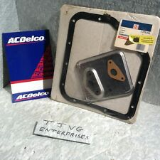 NEW GENUINE AcDELCO 12360653  TRANS FILTER KIT  TF-233  /  WIX  58886