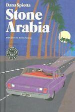 STONE ARABIA. NUEVO. Nacional URGENTE/Internac. económico. NARRATIVA