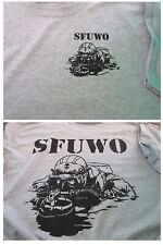 Combat Diver SFUWO Special Forces T-SHIRT XL Ultra Cotton