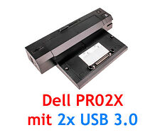 Dell Docking Station PR02X with 2 x USB 3.0 for Precision M4400,M4500,M4600